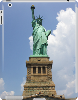 Full Frontal - Statue of Liberty by JordanDefty