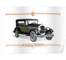 1926 Chrysler Phaeton Poster