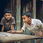 Carrom Boys by Valerie Rosen