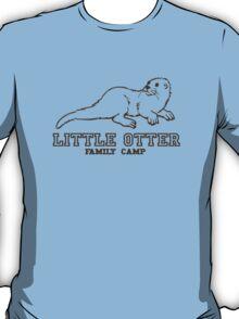 Little Otter Family Camp T-Shirt