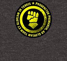 Progenitor Primarch, ad gloriam tuam et gloriam in terris - FISTS Unisex T-Shirt