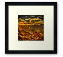 Ben Lomond VII Framed Print