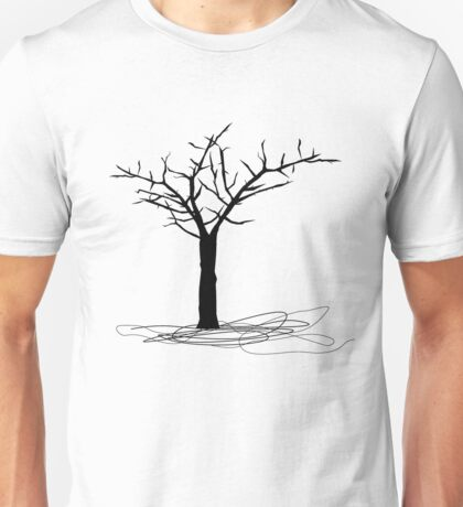 a tree Unisex T-Shirt