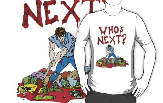 Who's Next? by Skree