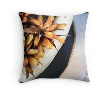 More Formal Gardens Throw Pillow