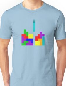 Tetris + LEGO = ??? Unisex T-Shirt