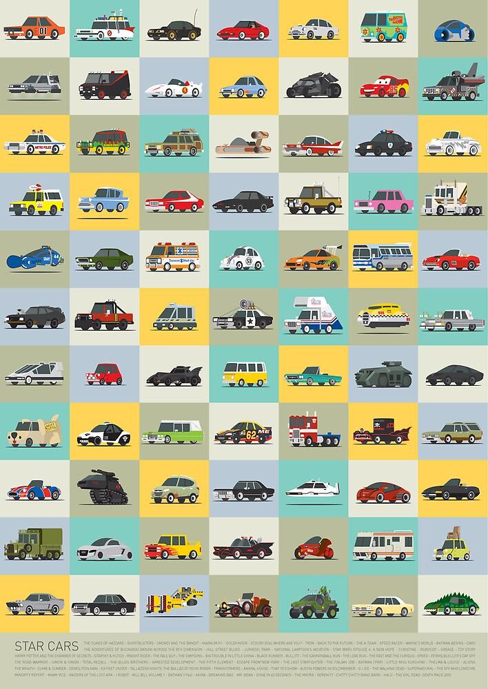 Star Cars by scottparkpics