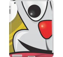 Bunny zoom iPad Case/Skin