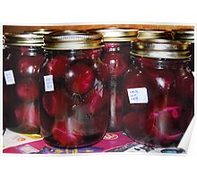 Canning Time ~ Beets Poster