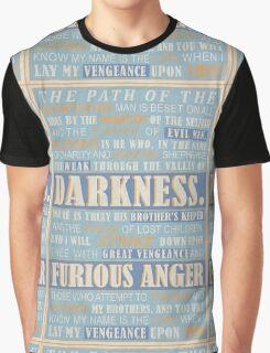 Pulp Fiction: Ezekiel 25:17 Graphic T-Shirt