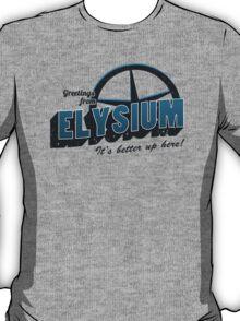 Greetings From Elysium T-Shirt