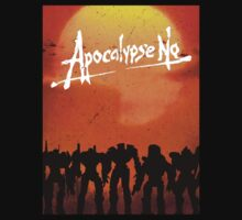 Apocalypse No by bookalicious