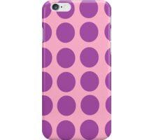 Pretty Polka Dots iPhone Case/Skin