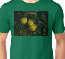 Yellow Tulips Unisex T-Shirt