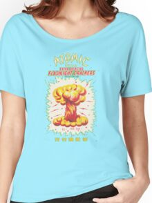 Atomic Flashlight Crackers Women's Relaxed Fit T-Shirt