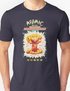 Atomic Flashlight Crackers Unisex T-Shirt