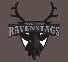 Wolf Trap Ravenstags by Isabelle M
