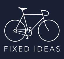 Fixed Ideas - Single Speed Baby Tee