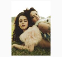 Emilia Clarke and Lena Headey by Nova1x