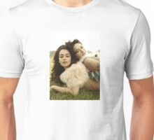 Emilia Clarke and Lena Headey Unisex T-Shirt