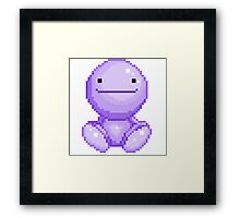 Nohohon by Shou' (Pixel Art) Framed Print