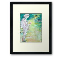 PSYCHEDELIC HITCHHIKER Framed Print