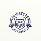 Monsters University by emilydraws