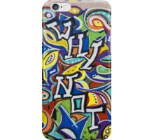 Wall-Art-025 iPhone Case/Skin
