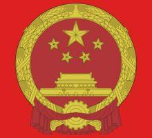 China National Emblem Kids Tee