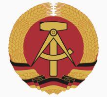 German Democratic Republic Emblem Kids Clothes