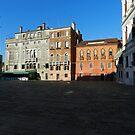 Campo Santa Maria Formosa by hans p olsen