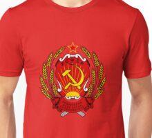 Soviet Russia Emblem Unisex T-Shirt