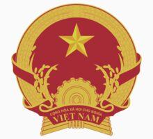 Vietnam National Emblem Kids Clothes