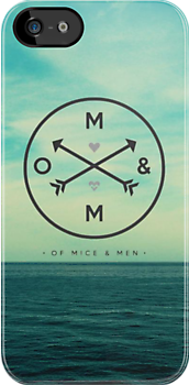 Of Mice & Men- Ocean by ladymeowingtons