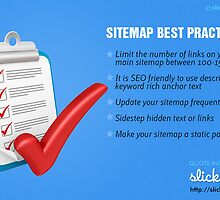 A Quotographics on Sitemaps by Slickplan by Infographics