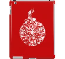 Things that go BOOM - white iPad Case/Skin