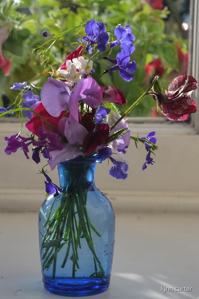 Simple Flowers by lynn carter