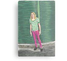 Ariel Pink: Hot Pink! Metal Print