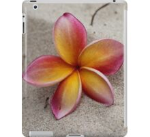 Flower Beach iPad Case/Skin