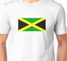 Flag of Jamaica Unisex T-Shirt
