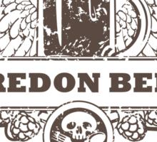 Bredon Beer dark Sticker