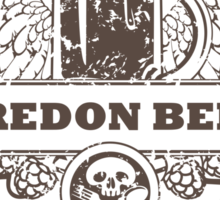 Bredon Beer dark Sticker