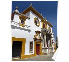 Plaza de Toros de la Real Maestranza Poster