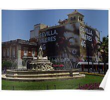 Puerta de Jerez, Sevilla, Andalusia Poster