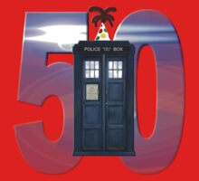 50th Anniversary Kids Clothes