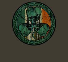 Skull Shamrock Unisex T-Shirt