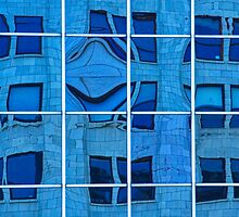 Windows and Reflections No.02  by Randall Nyhof
