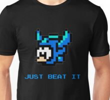 Just Beat It- Megaman 6 Unisex T-Shirt