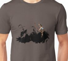 Lara Croft 2 Unisex T-Shirt