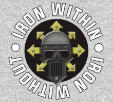 Iron Within, Iron Without Kids Tee